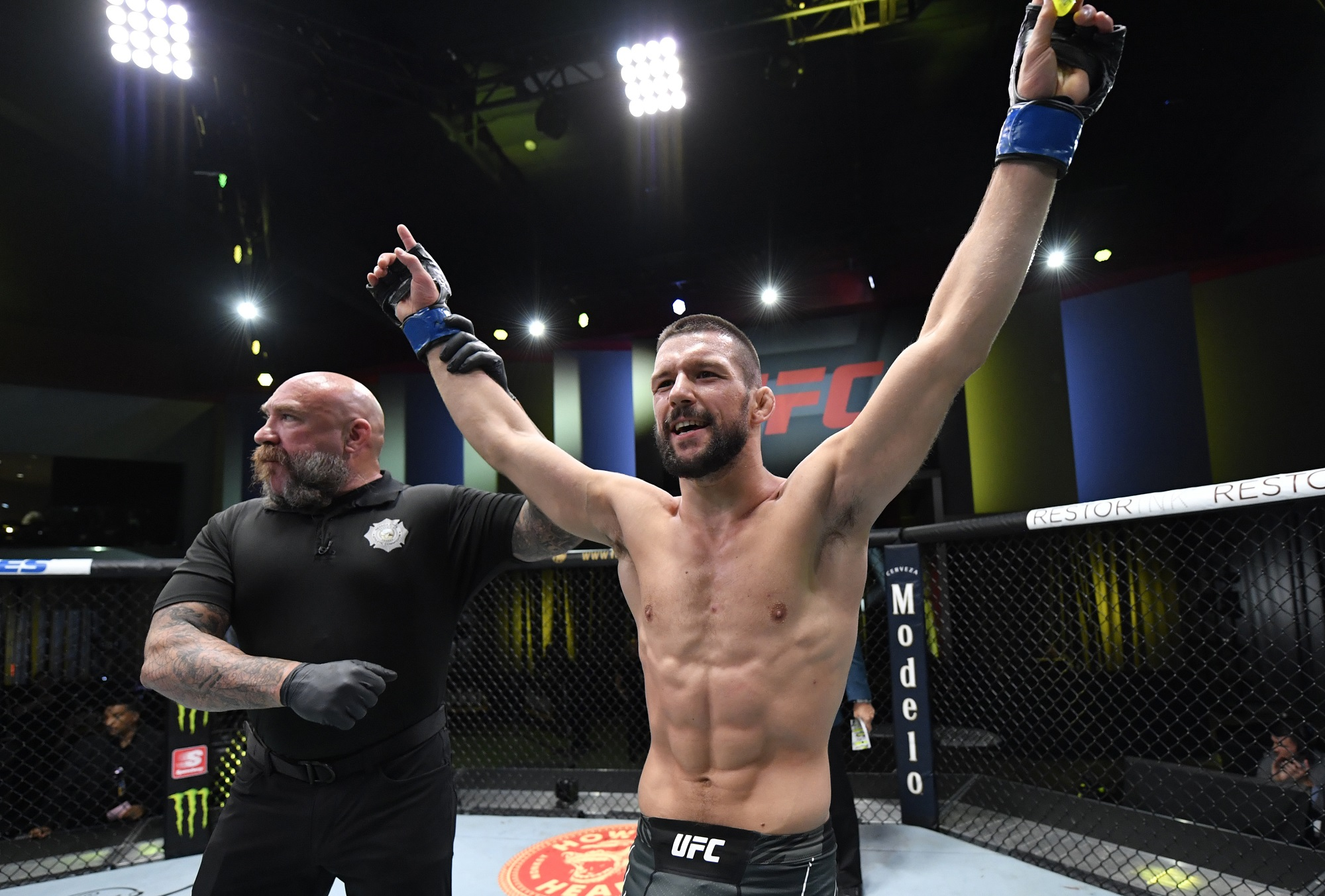 UFC: Mateusz Gamrot