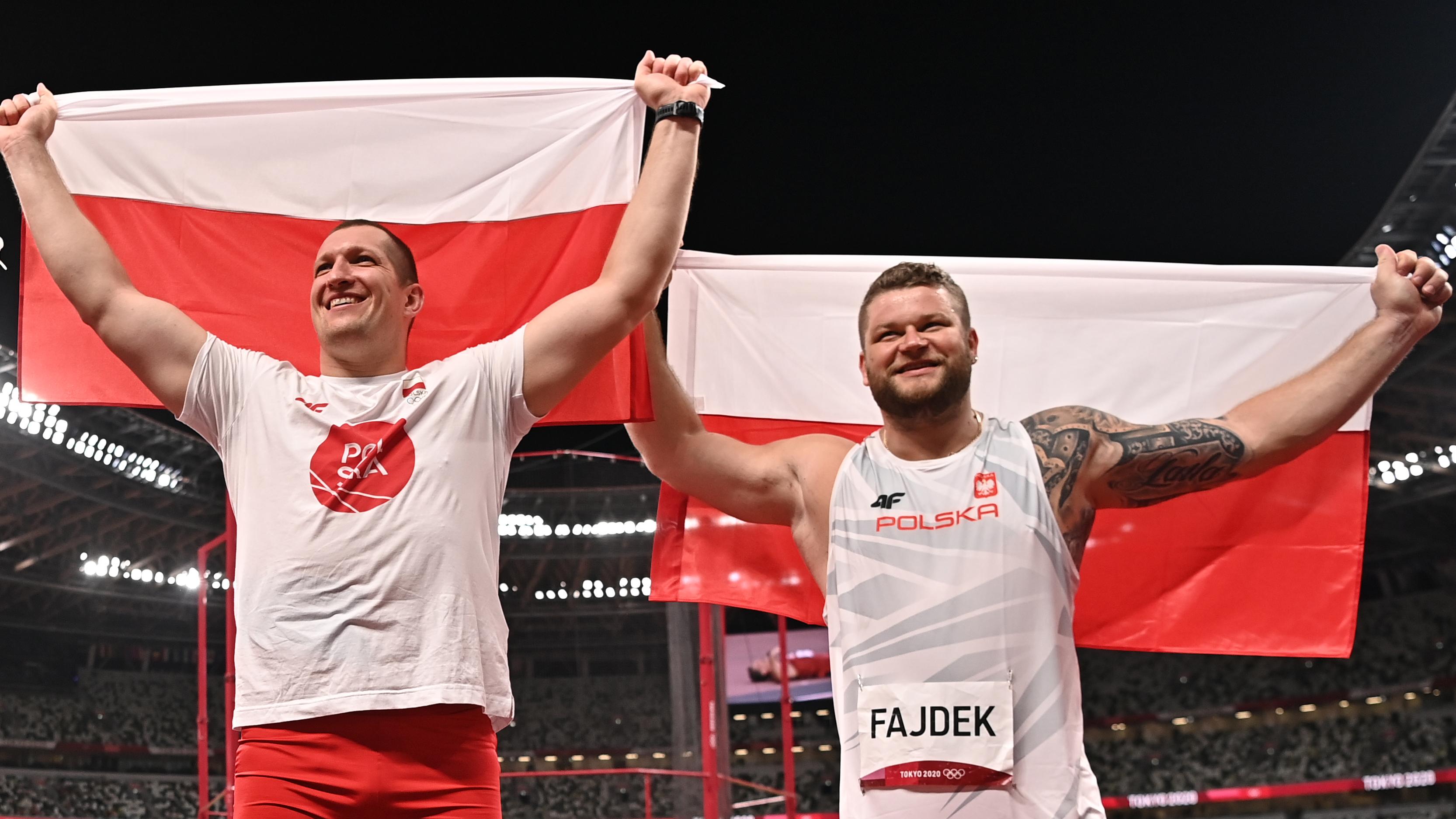 Igrzyska olimpijskie Tokio - Wojciech Nowicki i Paweł Fajdek