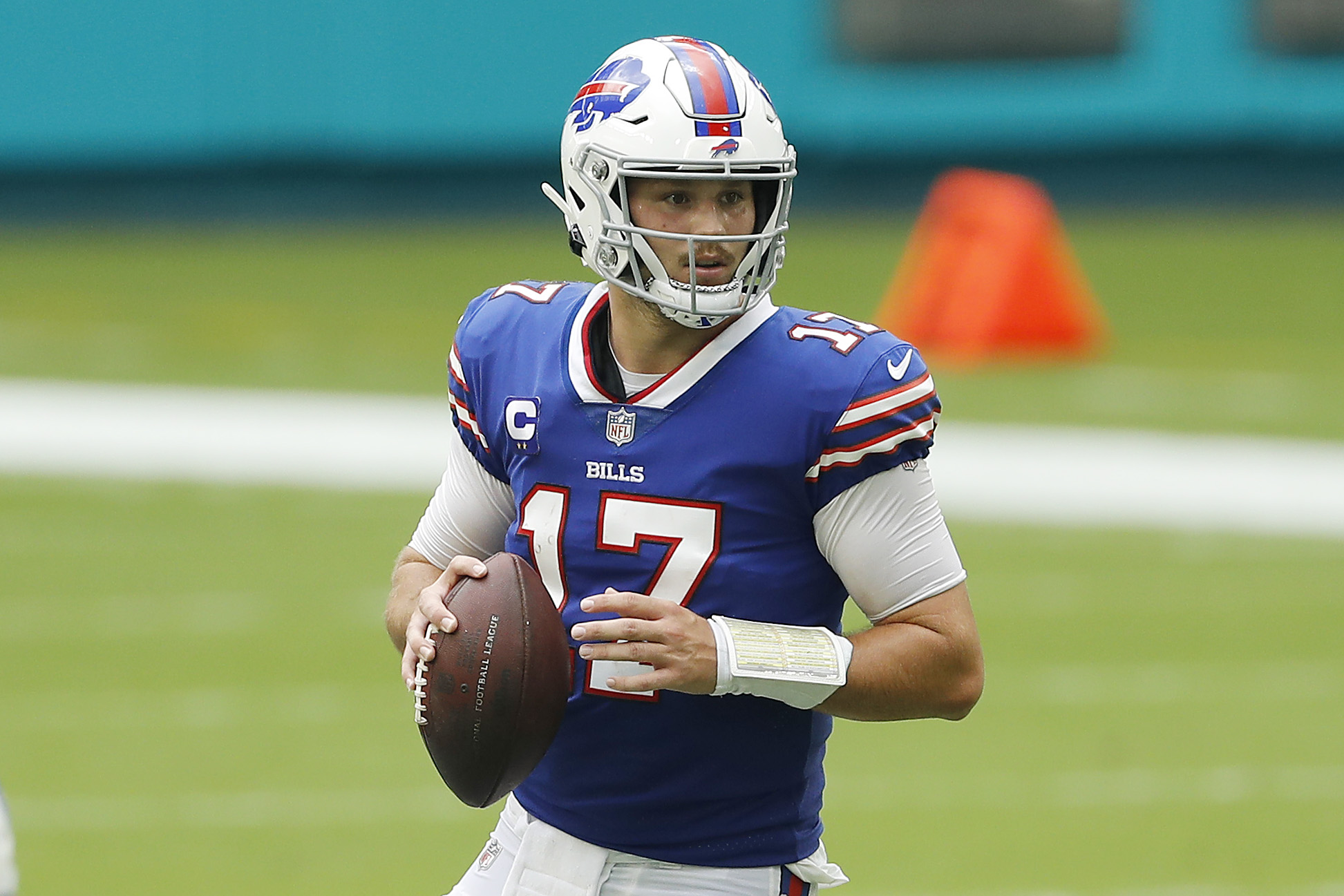 NFL: Buffalo Bills - Josh Allen