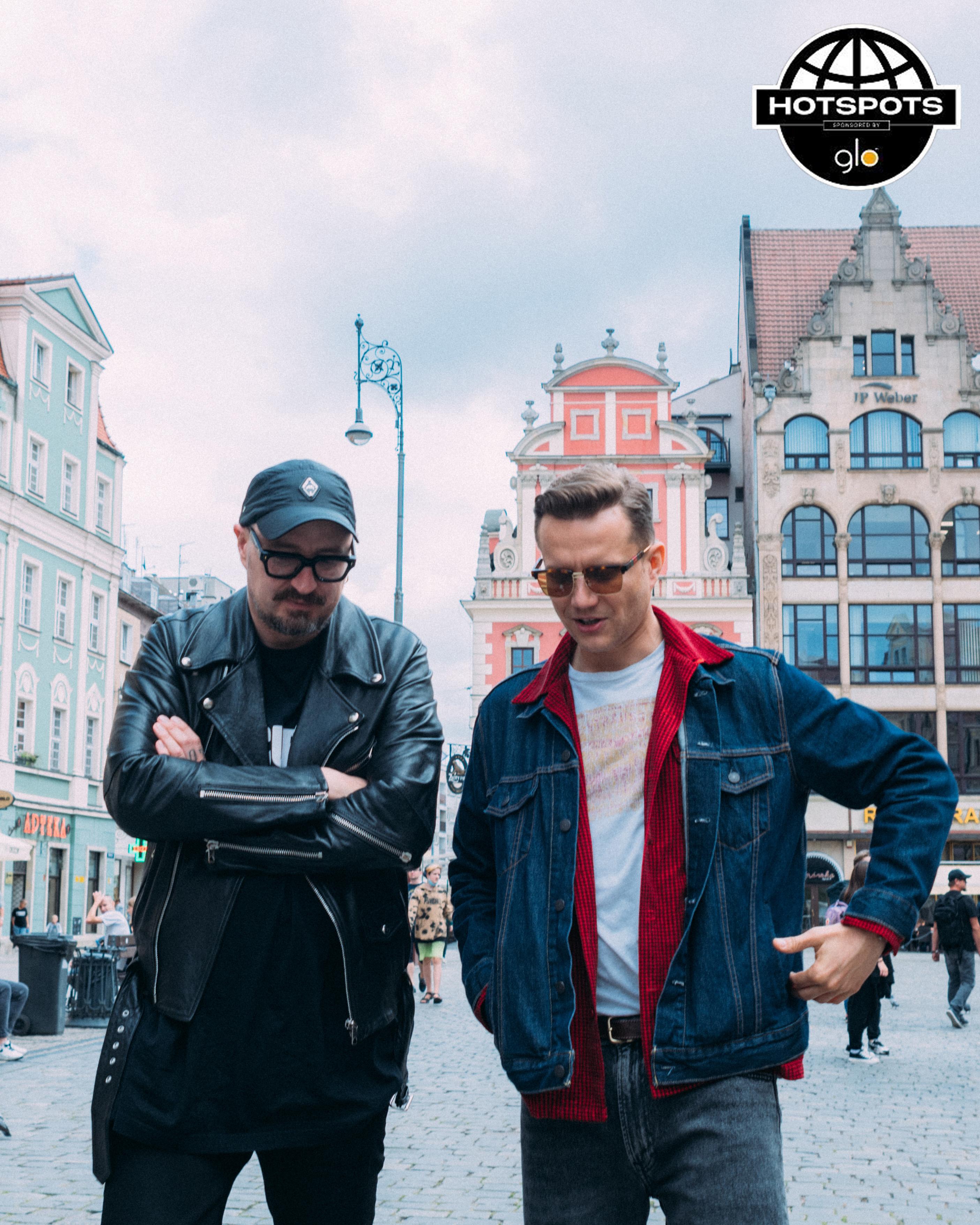 Kędzior i Mrozu we Wrocławiu