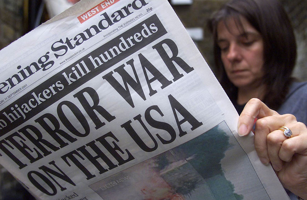 Newspapers Report World Trade Center Bombing