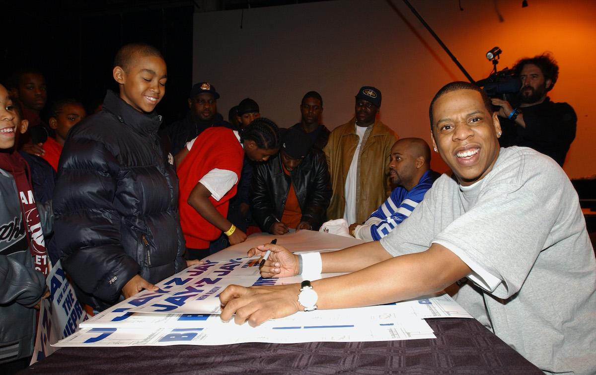 Jay-Z The Blueprint Album