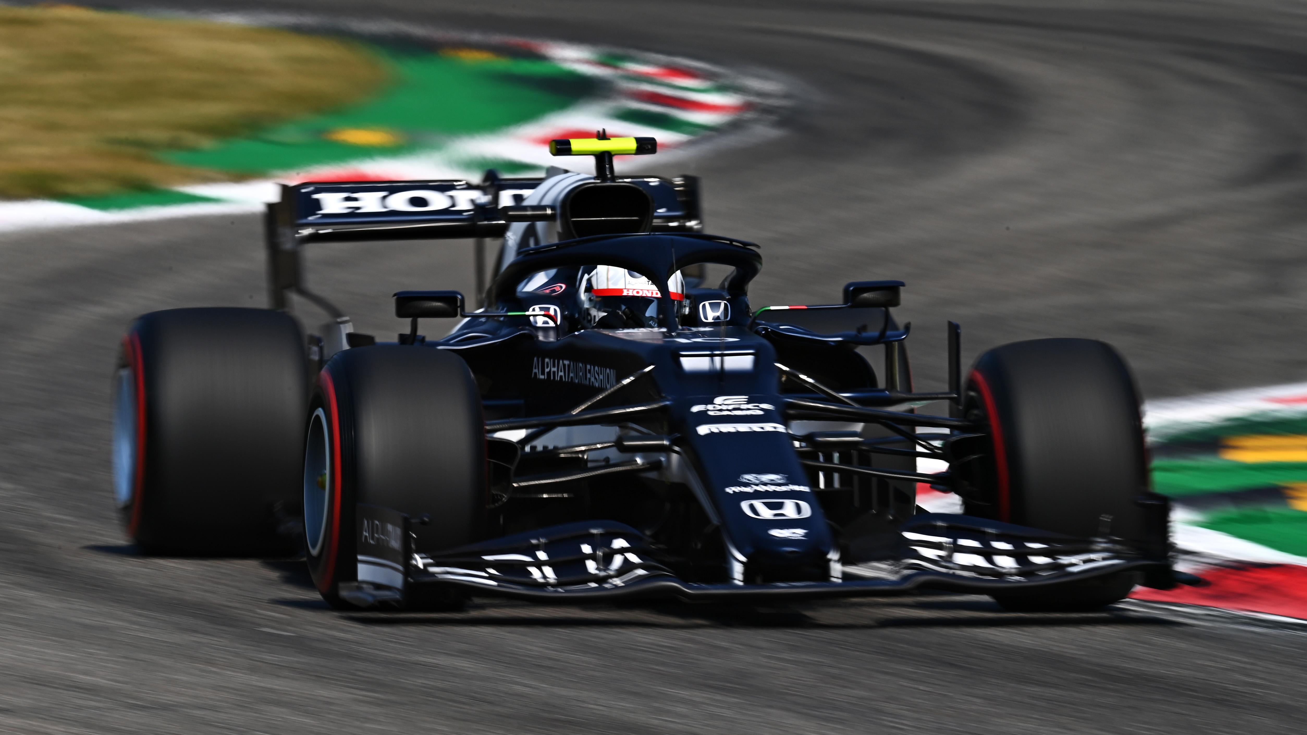 Pierre Gasly - F1 - GP Włoch - Monza