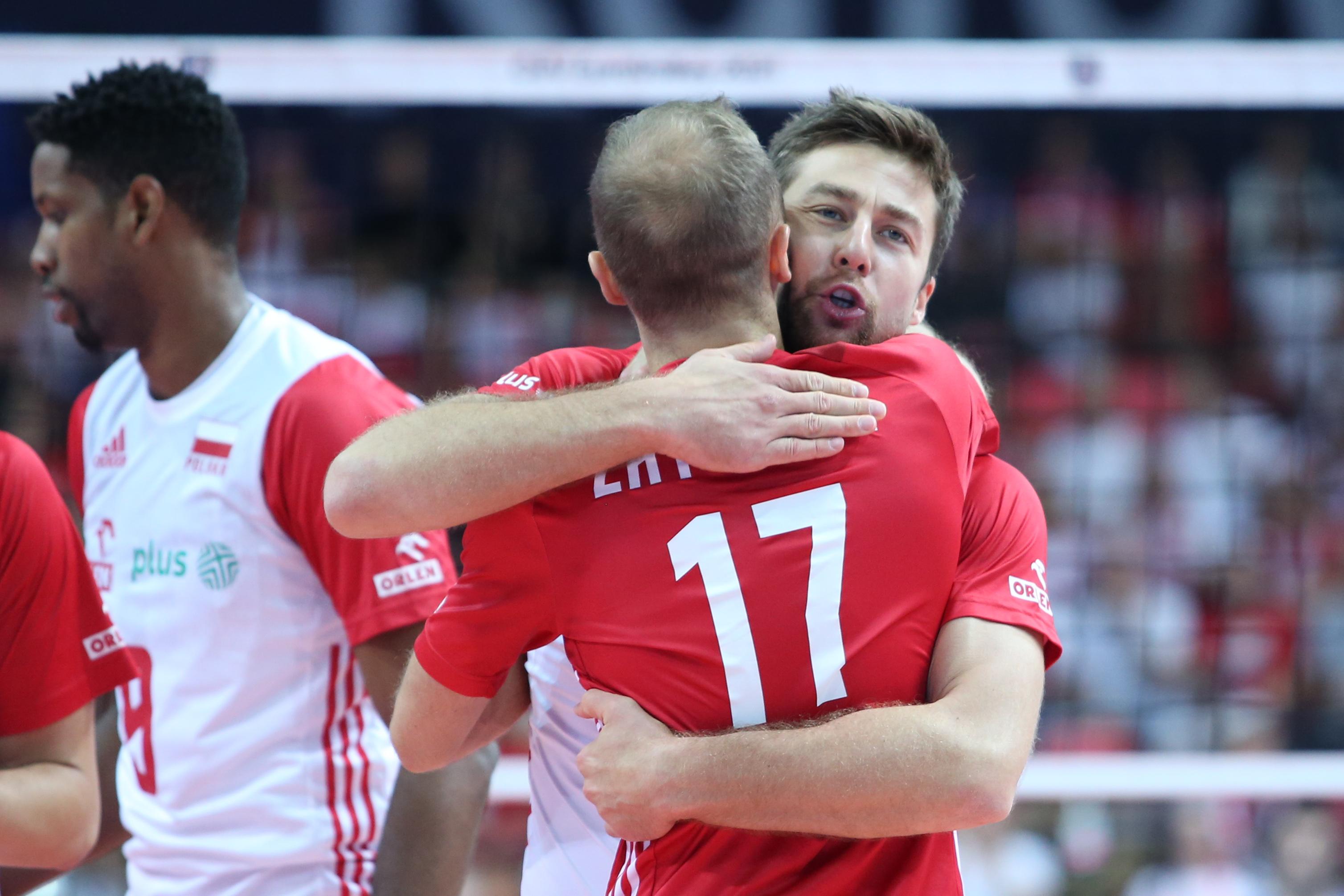 Mistrzostwa Europy siatkówka - Polska vs Serbia