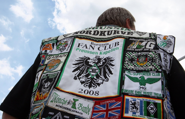 Bundesliga kibice