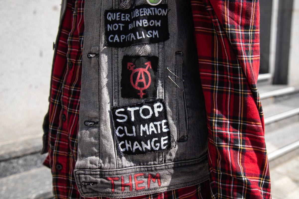 Protest MSK pod PGE / Greenpeace Polska