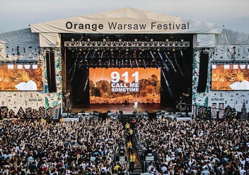Lawina ruszyła? Orange Warsaw Festival został przełożony na czerwiec 2021 roku