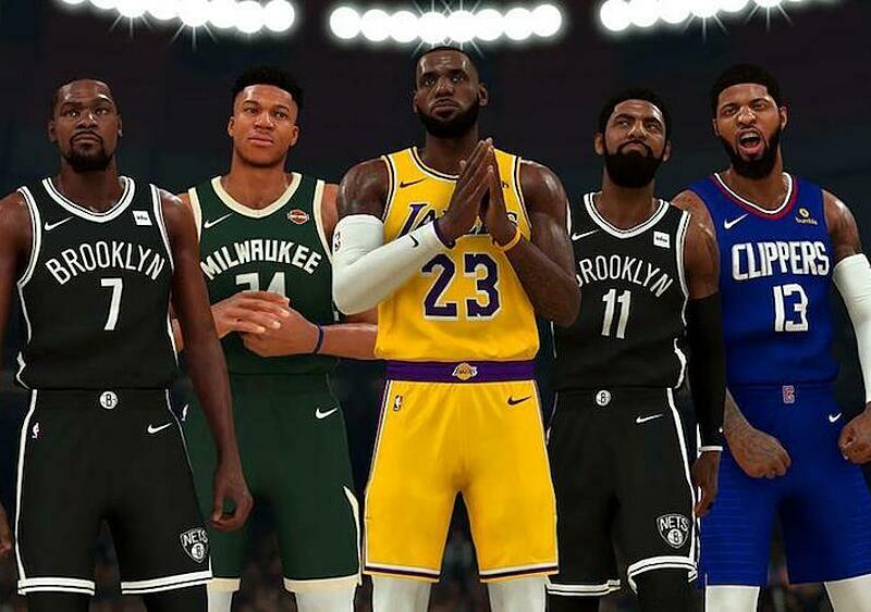 Cała nadzieja w esporcie - NBA organizuje turniej NBA 2K z udziałem prawdziwych zawodników