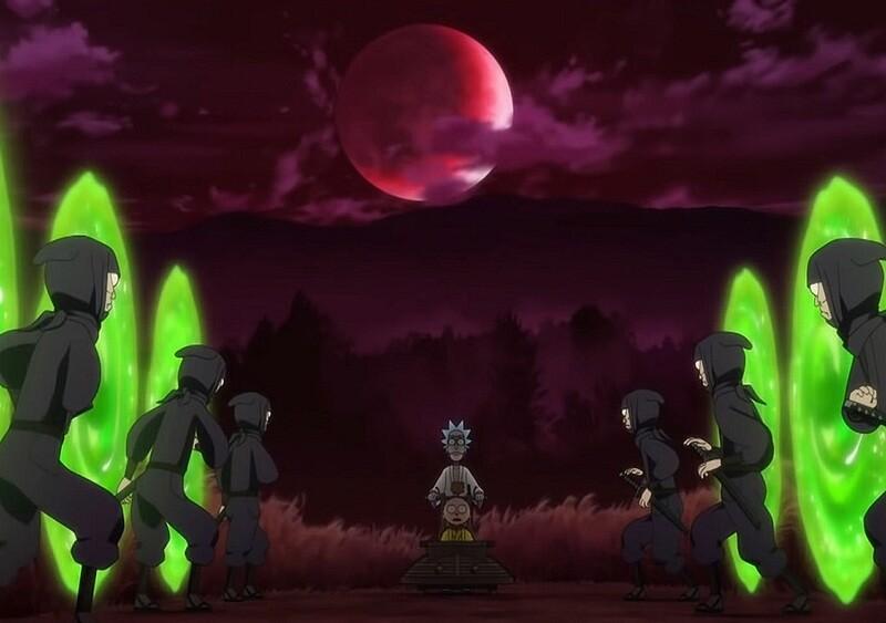 Rick i Morty wrócili! Za nami premiera specjalnego odcinka przygotowanego przez japońskich animatorów