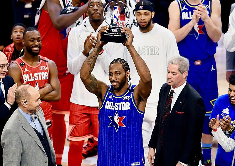 All-Star Game już za nami: zwycięski LeBron, nowa formuła i Kawhi Leonard