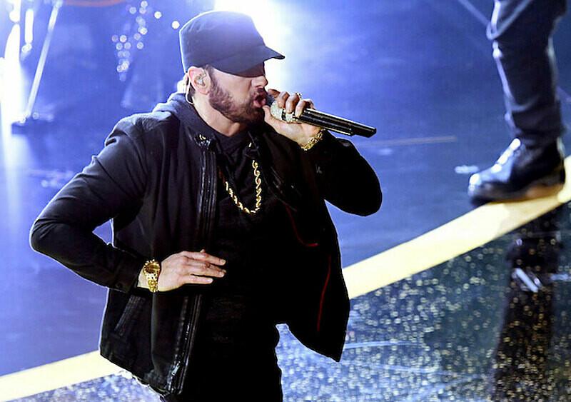 """Występ Eminema na Oscarach już przeszedł do historii. Odnotowano rekordowy wzrost sprzedaży """"Lose Yourself"""""""
