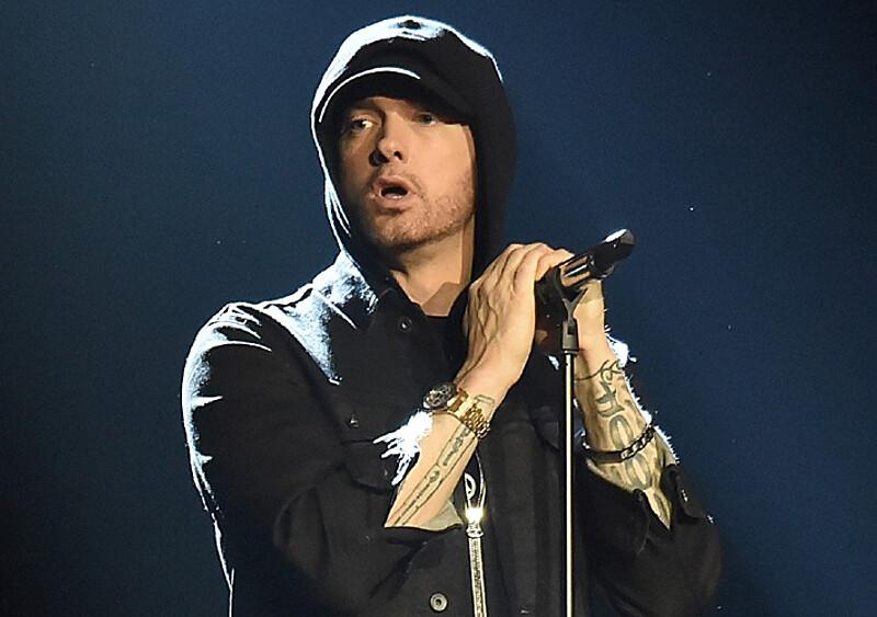 Eminem nie przestaje bić rekordów. Tym razem chodzi o liczbę albumów na jedynce Billboardu z rzędu