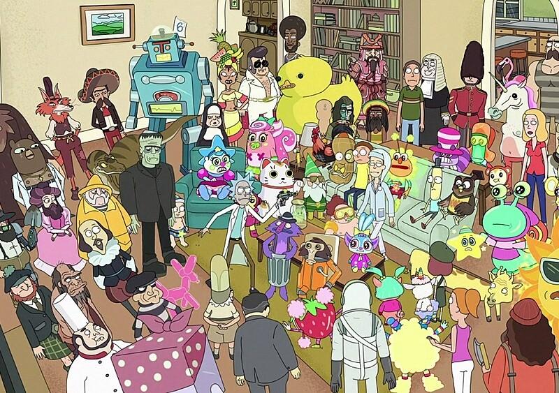 Współtwórca Ricka i Morty'ego przygotowuje nowy serial animowany