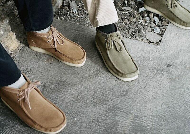 Carhartt WIP i Clarks Originals połączyli siły i zrobili wam stylowy but na jesień