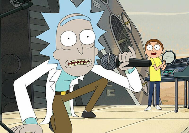 Do sprzedaży trafiają syntezatory z wbudowanymi głosami postaci z Rick and Morty