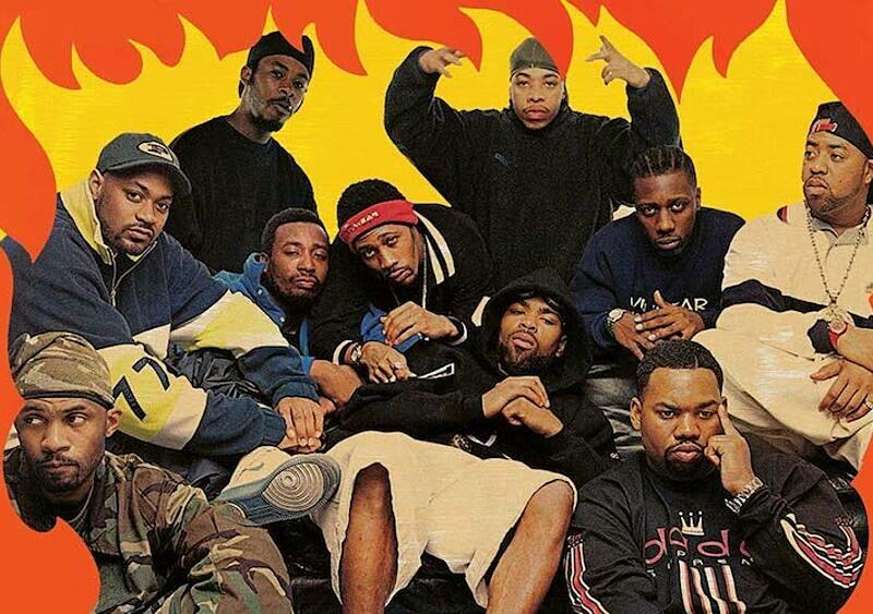 Wu-Tang Clan wypuszcza EP-kę zainspirowaną dokumentalną serią Showtime o nich samych