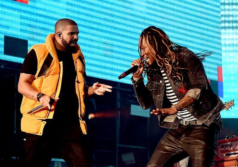 Spoiler alert: Drake i Future zapowiadają drugą część wspólnego mixtape'u