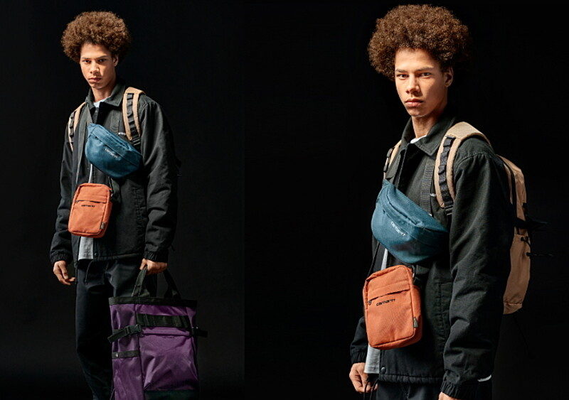 Nowe plecaki oraz torby z jesiennej kolekcji Carhartt WIP sprawdzą się i na szkolnym korytarzu, i wśród górskich szczytów