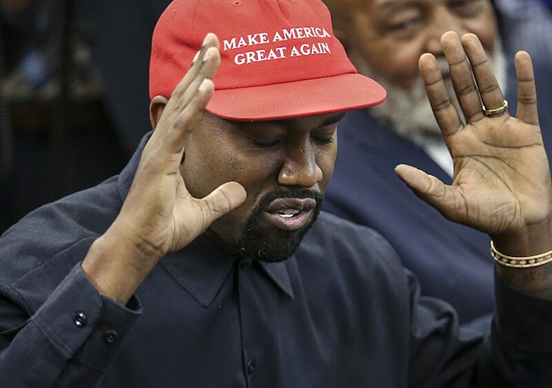 Kłopotliwy spektakl, czyli dlaczego powinniśmy dać spokój Kanyemu (FELIETON)