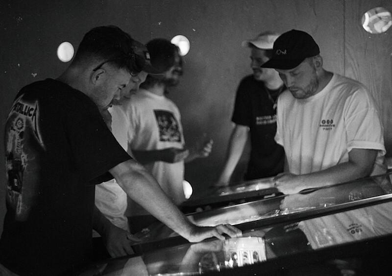 Taco Hemingway, PRO8L3M, Jedynak i DJ Chwiał zakładają własny label!