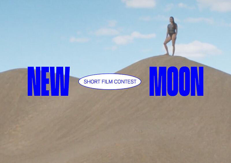 newonce.paper i MOON Films organizują konkurs filmowy. Tak, ty też możesz wziąć w nim udział!