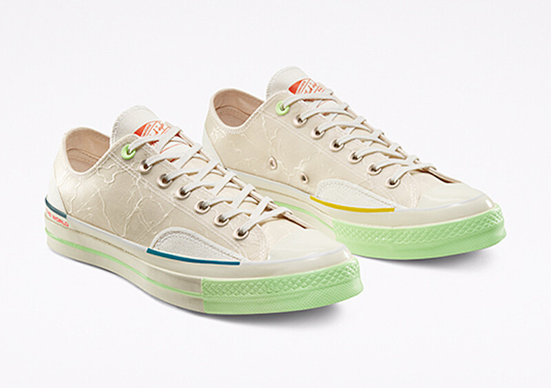Tak wygląda efekt współpracy Converse i Pigalle, czyli linia sneakersów inspirowanych muzyką