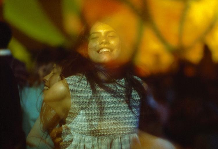 Dancing in Psychedelic Light