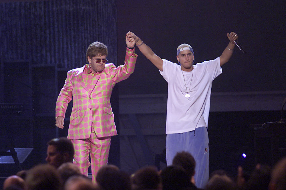 43rd Annual Grammy Awards - Show