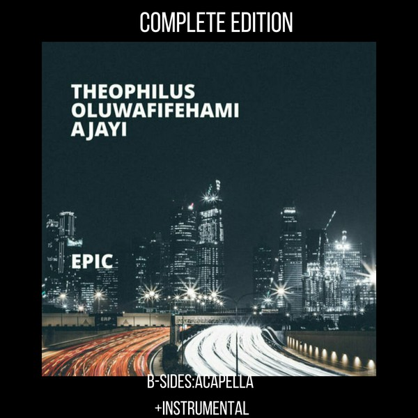 Epic B-Sides : Acapella + Instrumental - Complete Edition